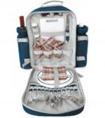 Four Person Picnic Set Backpack, Picnic Sets, Wine Gifts